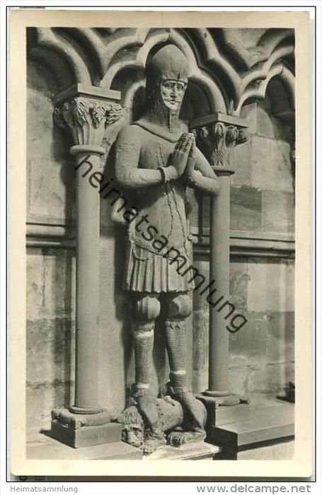 Freiburg - Münster - Grabdenkmal Herzog Berthold V