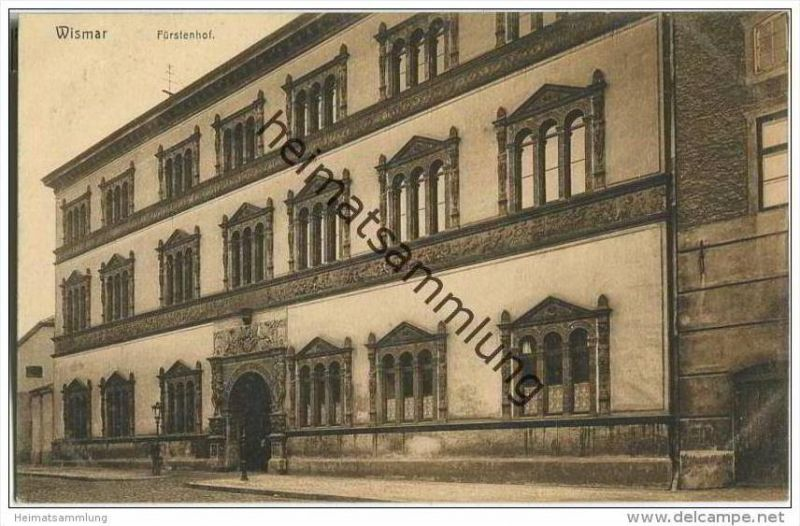 Wismar - Fürstenhof