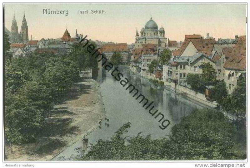 Nürnberg - Insel Schütt