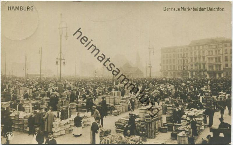 Heldt Hamburg hamburg der neue markt bei dem deichtor verlag harry heldt