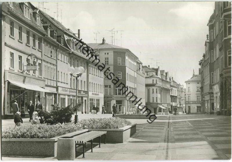 Zeitz - Blick in die Wendische Straße