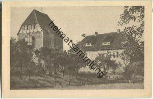 31553 Sachsenhagen - Landjahrlager - Altes Schloss