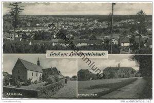 Langensteinbach 50er Jahre