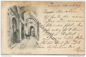 Tunis - Une Rue