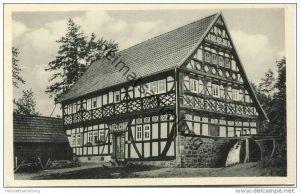 Ilbeshausen - Teufelsmühle 50er Jahre