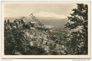 Burg Wernfels bei Spalt - Foto-AK 50er Jahre