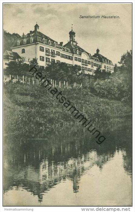 Schaufling - Sanatorium Hausstein im Bayrischen Wald