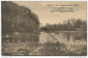 Wegberg - Gruss aus der Tüschenbroicher Mühle