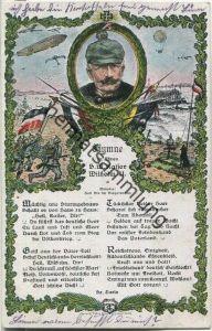 Hymne zu Ehren S. M. Kaiser Wilhelm II.