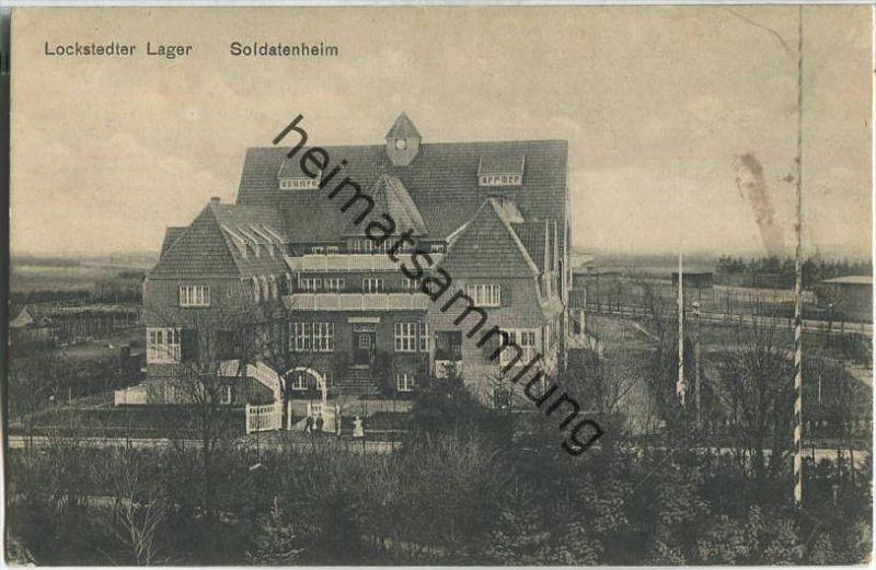 Lockstedter Lager - Soldatenheim - Verlag Vahlendick Lockstedter Lager - Feldpost