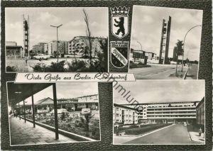 Berlin - Reinickendorf - Foto-AK Grossformat - Verlag E. Wehner Berlin