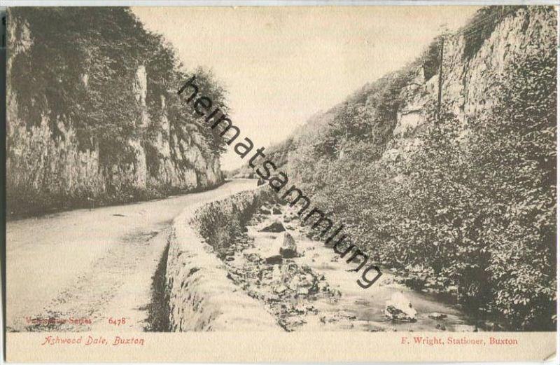 Buxton - Ashwood Dale - Verlag F. Wright Buxton