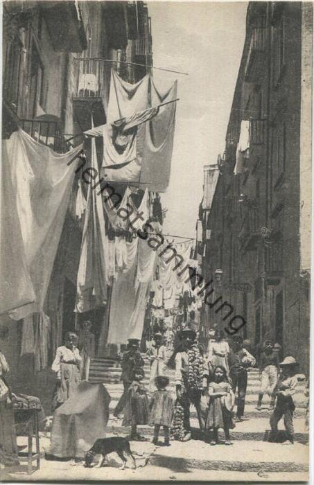 Napoli - Pallonetto S. Lucia - Ediz. Ditta Ettore Ragozino Napoli