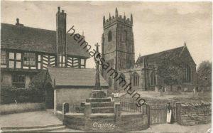 Shropshire - Claverley gel. 1906