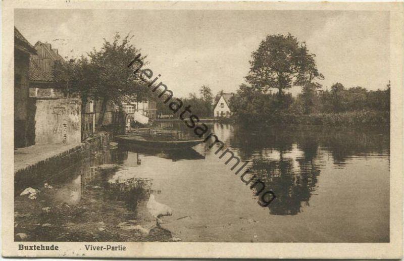 Buxtehude - Viver Partie gel. 1931