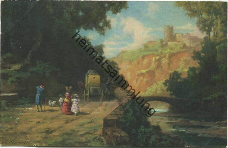 Die Postkutsche - W. Moralt - Verlag Meissner & Buch - Serie 202