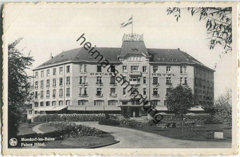 Palace Hotel Mondorf Les Bains
