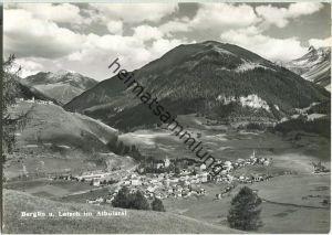 Bergün - Latsch im Albulatal - Verlag Photo Puorger-Jehli Bergün