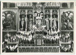 Brig-Glis - Pfarrkirche - U. Lb. Frau v. Glisacker - Verlag Polenghi Brig