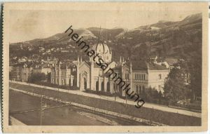 Sarajewo - Protestanska crkva