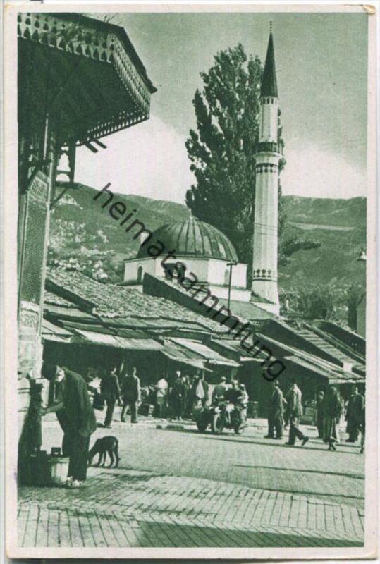 Sarajevo - carsija