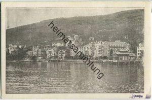 Abbazia - Opatija - Palace Hotel Belle Vue