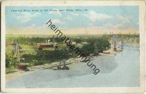 Tulsa Oklahoma - Oil fields - Cameron River - Erdöl - oil