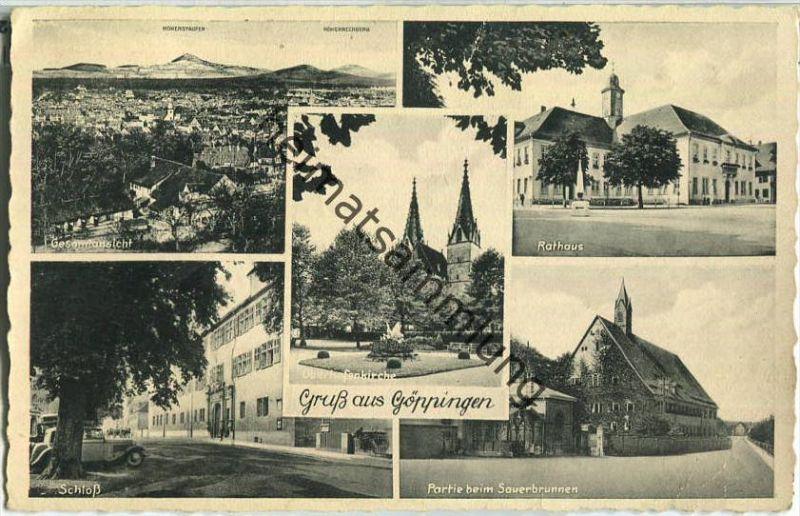 Göppingen - Verlag Jundna-Schurr Göppingen