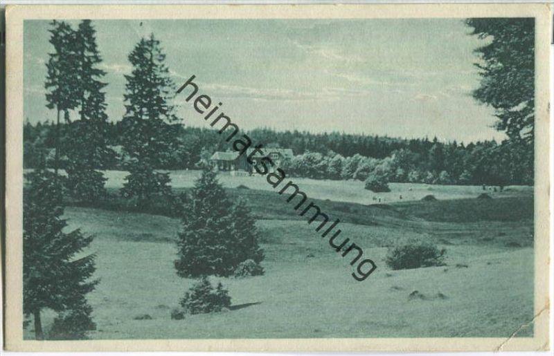 Ferienheim Stutenhaus am Adlersberg bei Schmiedefeld - Verlag Ferienheim Genossenschaft Naturfreunde Jena 1924