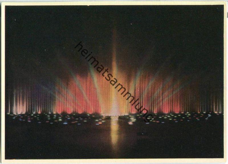 Hamburg gartenbau ausstellung 1953 wasserlichtkonzert for Gartenbau hamburg