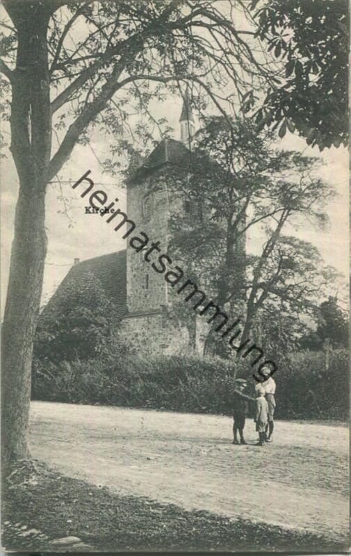 Gumtow-Schönhagen - Kirche