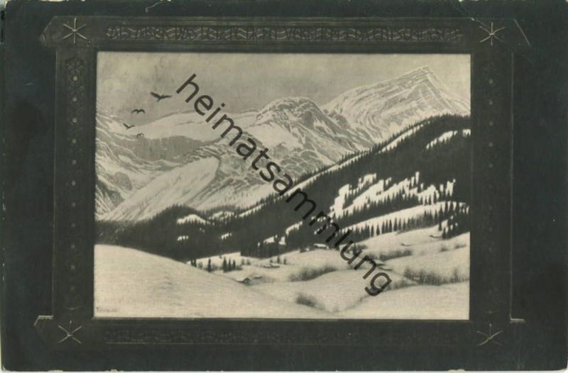 Fidus - Nr. 13 - Winterabend im Berner Oberland