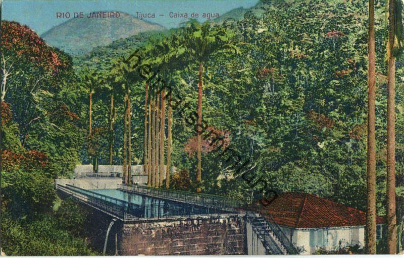 Rio de Janeiro - Tijuca - Caixa de agua