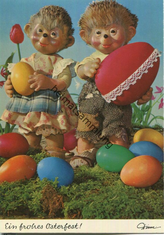 Mecki - Ein frohes Osterfest! - Nr. 324 - Diehl-Film München
