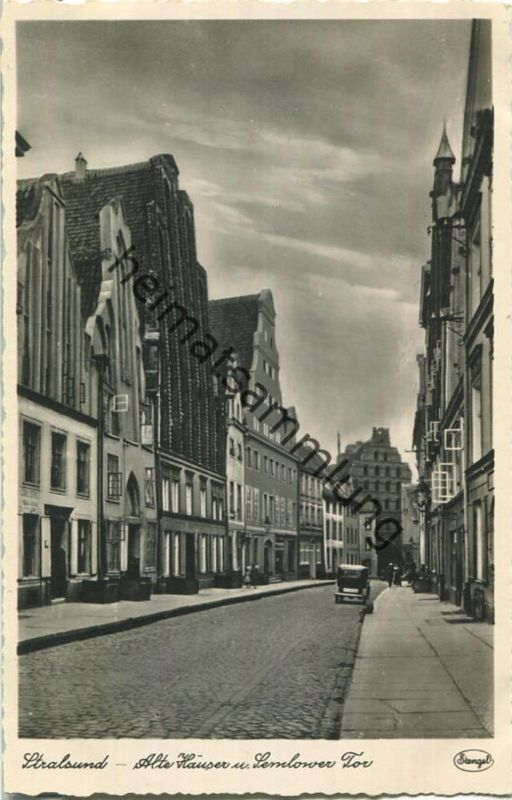 Stralsund - Semlower Tor