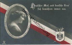 Propaganda - Deutscher Mut und deutsche Treu ...