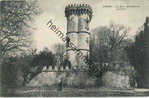 02320 Pinon - Le Parc du Chateau - La Tour