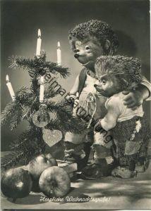 Mecki - Herzliche Weihnachtsgrüße - Nr. 104 - Verlag Europa-Kontor Köln