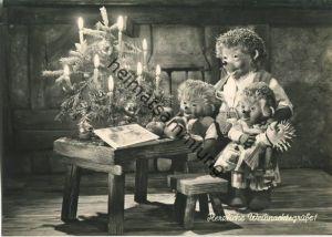 Mecki - Herzliche Weihnachtsgrüße - Nr. 101 - Verlag Europa-Kontor Köln