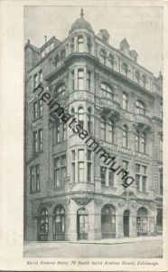 Edinburgh - Saint Andrew Hotel - 10 South Saint Andrew Street