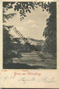 Würzburg - Käppele