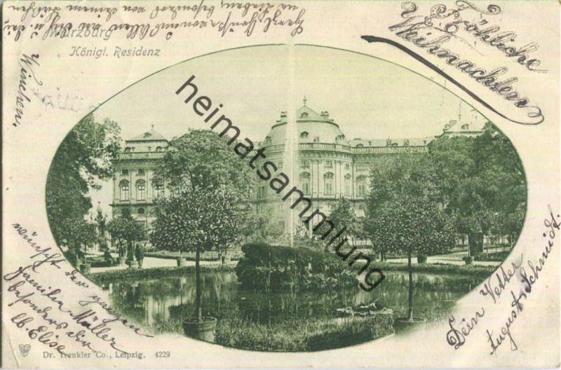 Würzburg - Königl. Residenz
