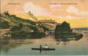 Würzburg - Käppele - Festung Marienberg