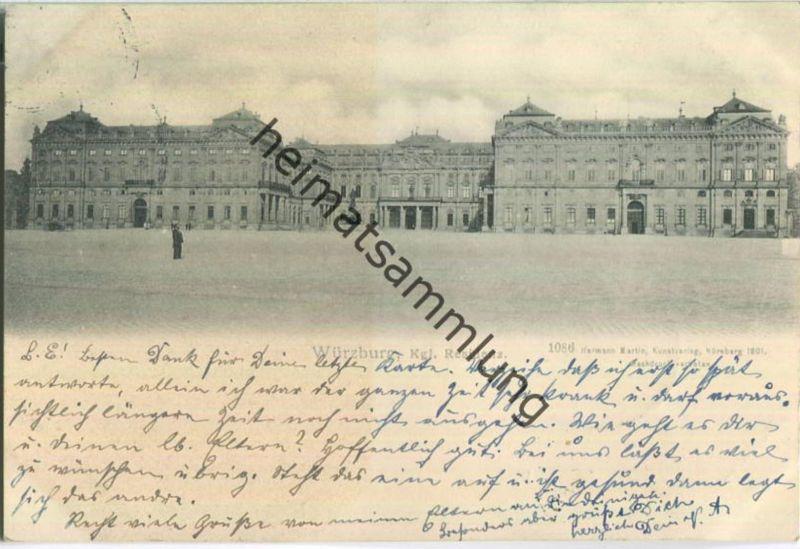 Würzburg - Kgl. Residenz