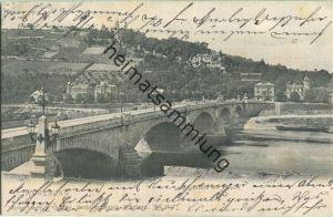 Würzburg - Ludwigsbrücke - Käppele