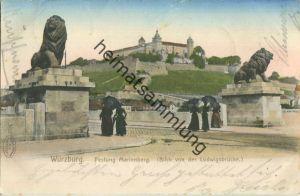 Würzburg - Festung Marienberg