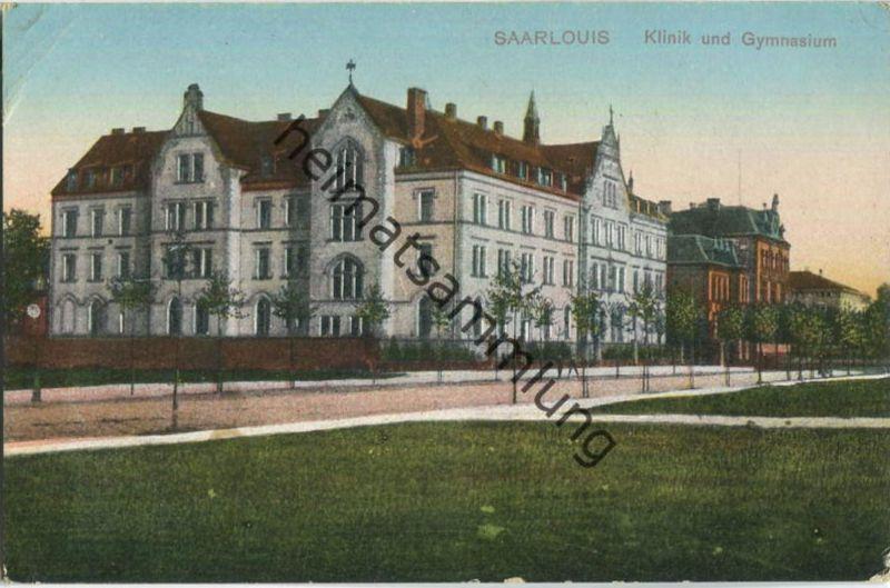 Saarlouis - Klinik - Gymnasium