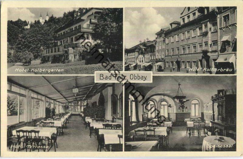 Bad Tölz - Hotel Kolber - Verlag Max Lerpscher Bad Tölz