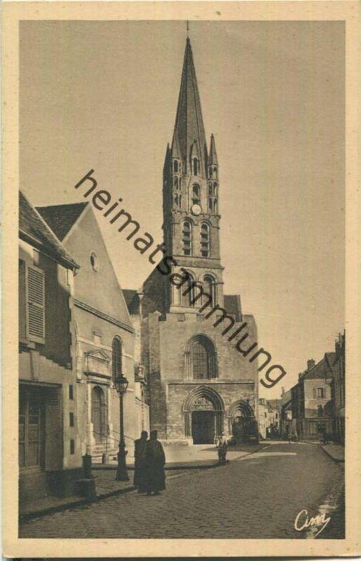 91150 Etampes - (S.-et-O.) - Eglise Notre Dame du Fort