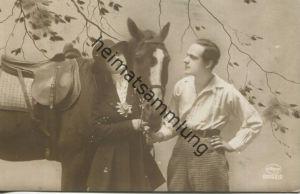 Pferd - Reiterin - Amag 62622/2
